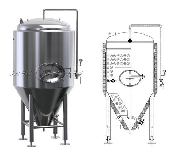 接桶装啤酒图片